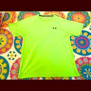 Men's Under Armour Dri-Fit Shirt - Size L